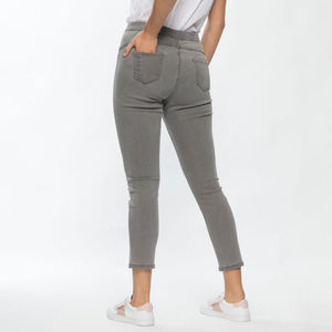 Cropped Stretch Jeans - Vault Country Clothing