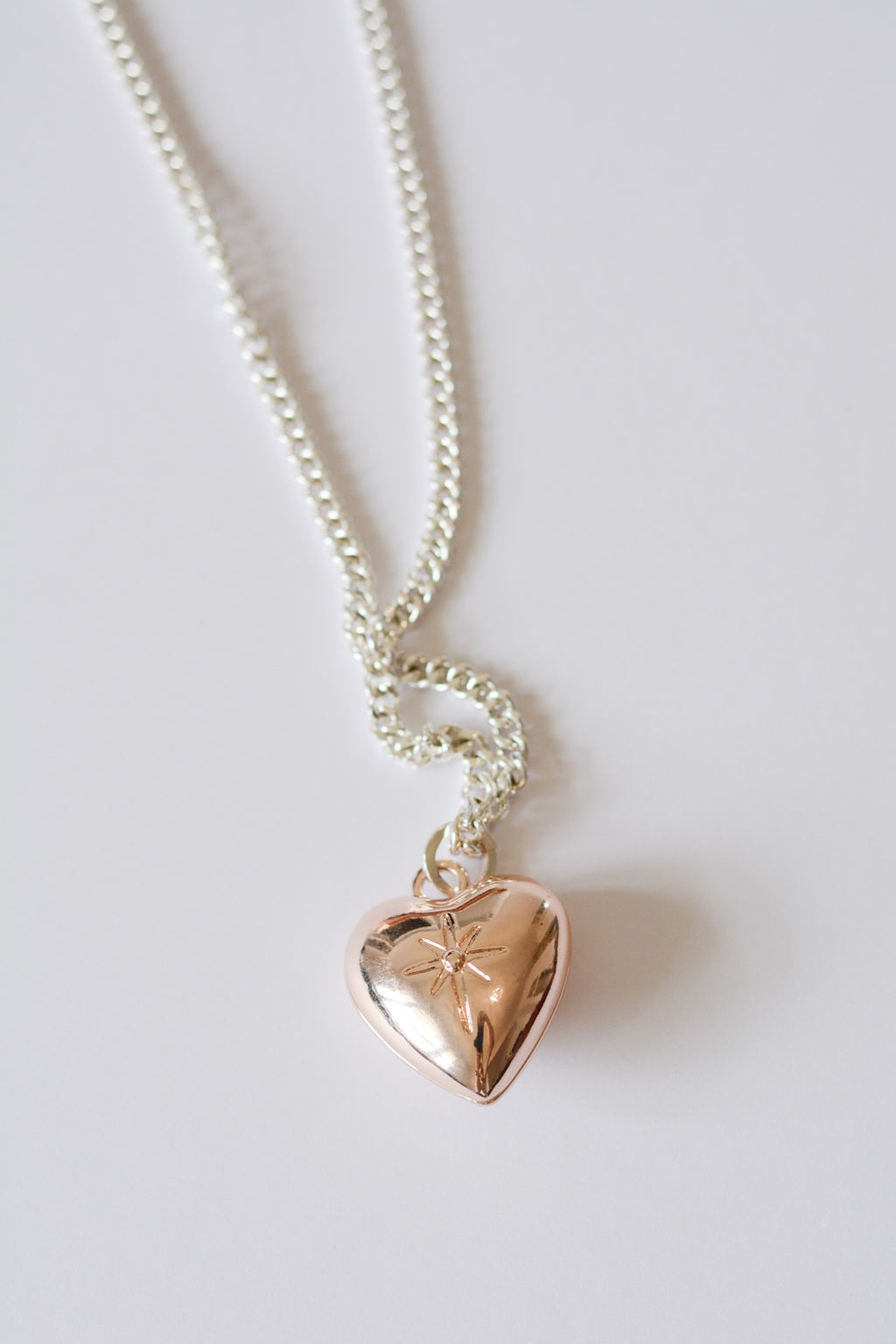 Heart Necklace - Vault Country Clothing