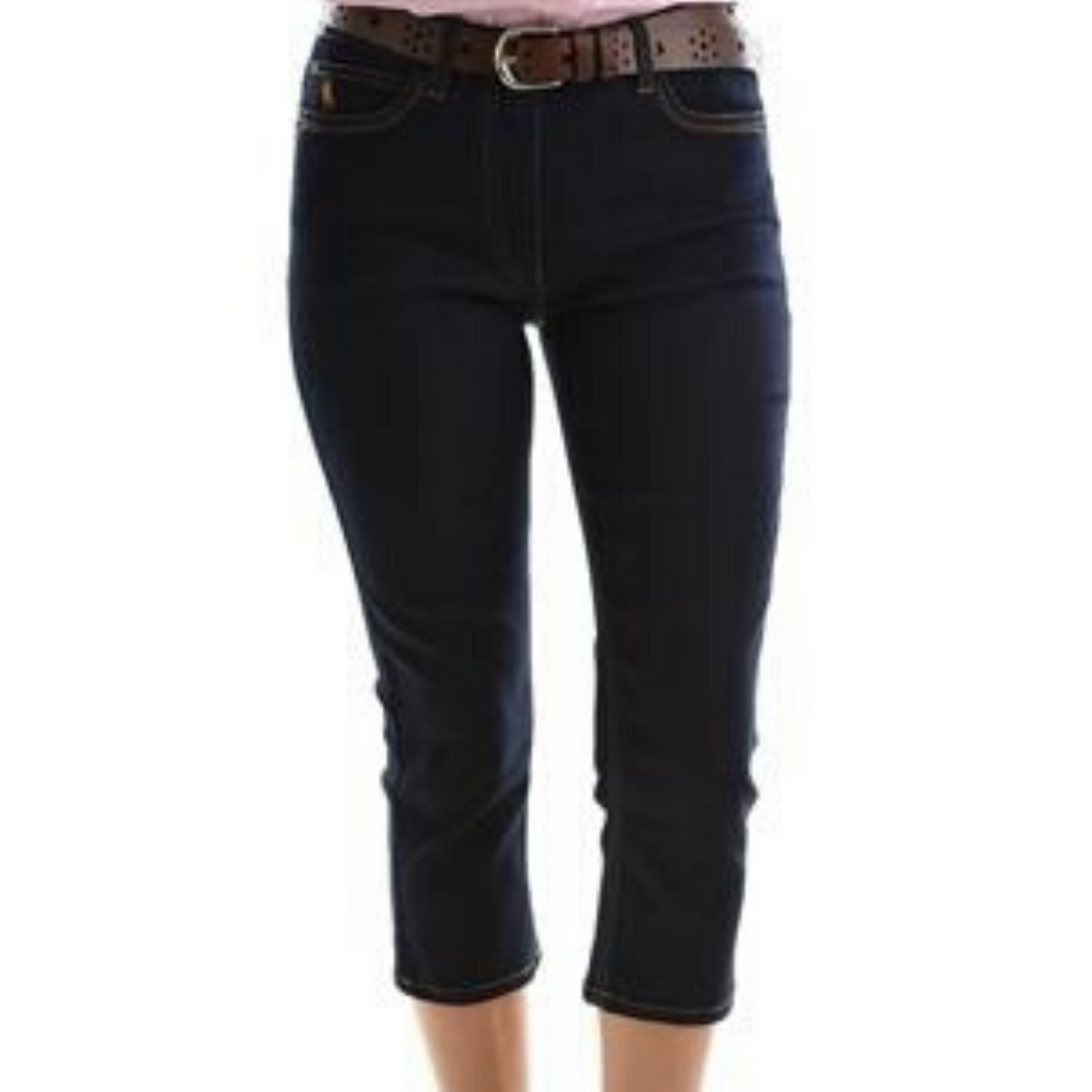 Hamilton Crop Capri - Vault Country Clothing