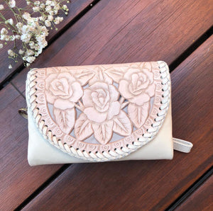 Rose & Stitch Purse