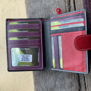 Women's Black Multi Wallet - Vault Country Clothing