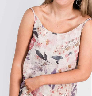 Posy Floral Dress - Vault Country Clothing
