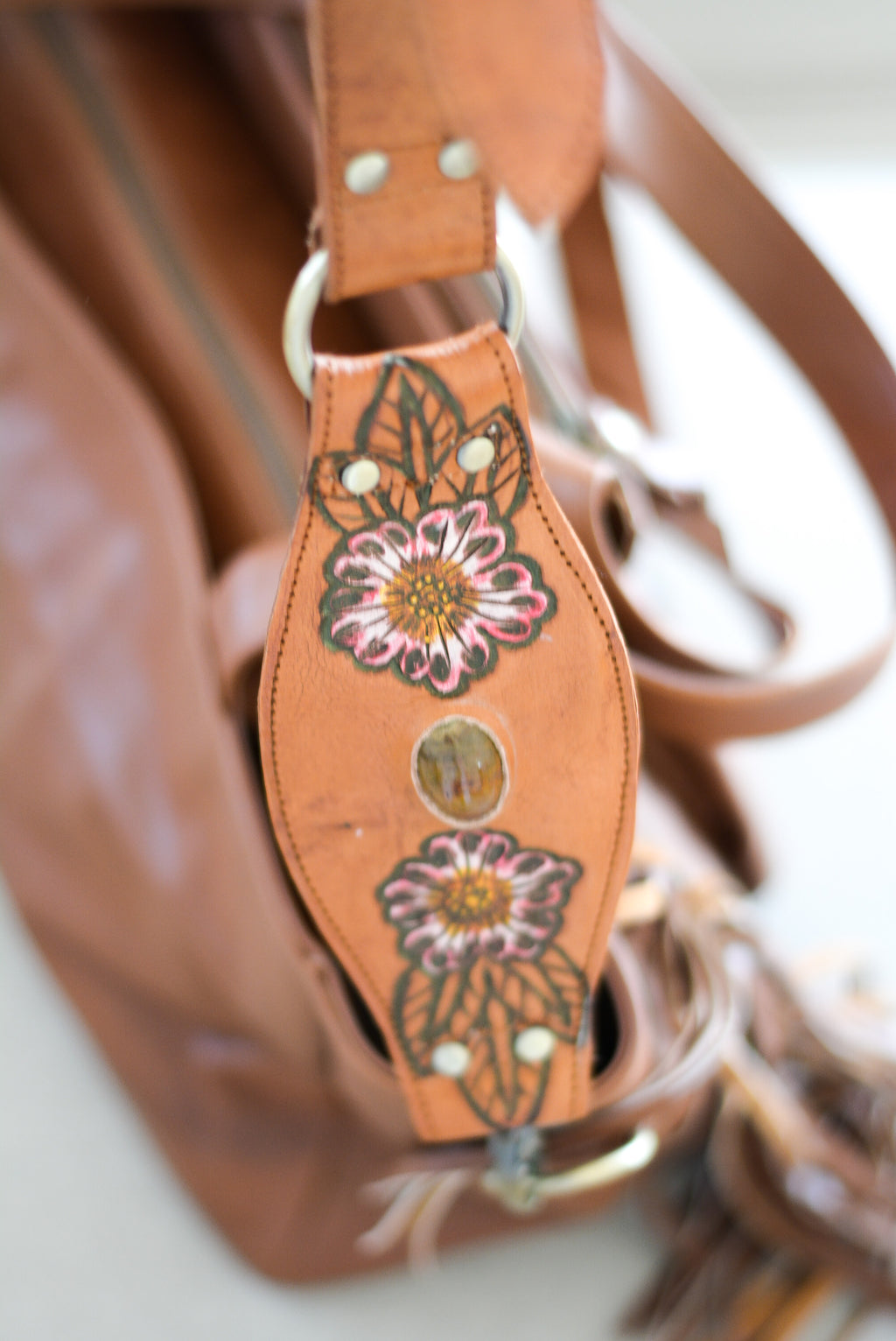 BoHo Wild & Free Baby/Travel Bag