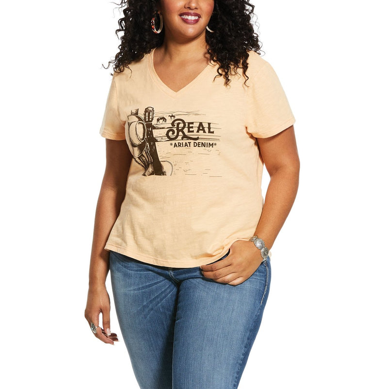 Real Country Scene Tee