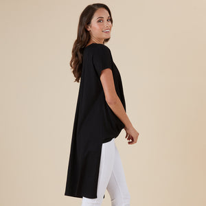 Twist Front Tunic - Vault Country Clothing