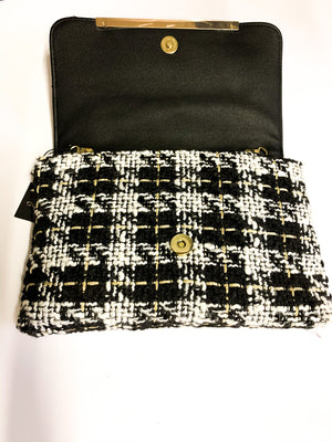 Tartan Clutch Bag - Vault Country Clothing