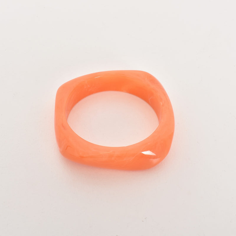 Uneven Resin Bangle - Vault Country Clothing