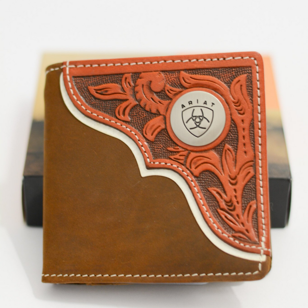 Hi Fold Wallet - Vault Country Clothing