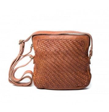 Rugged Hide Lacey Bag