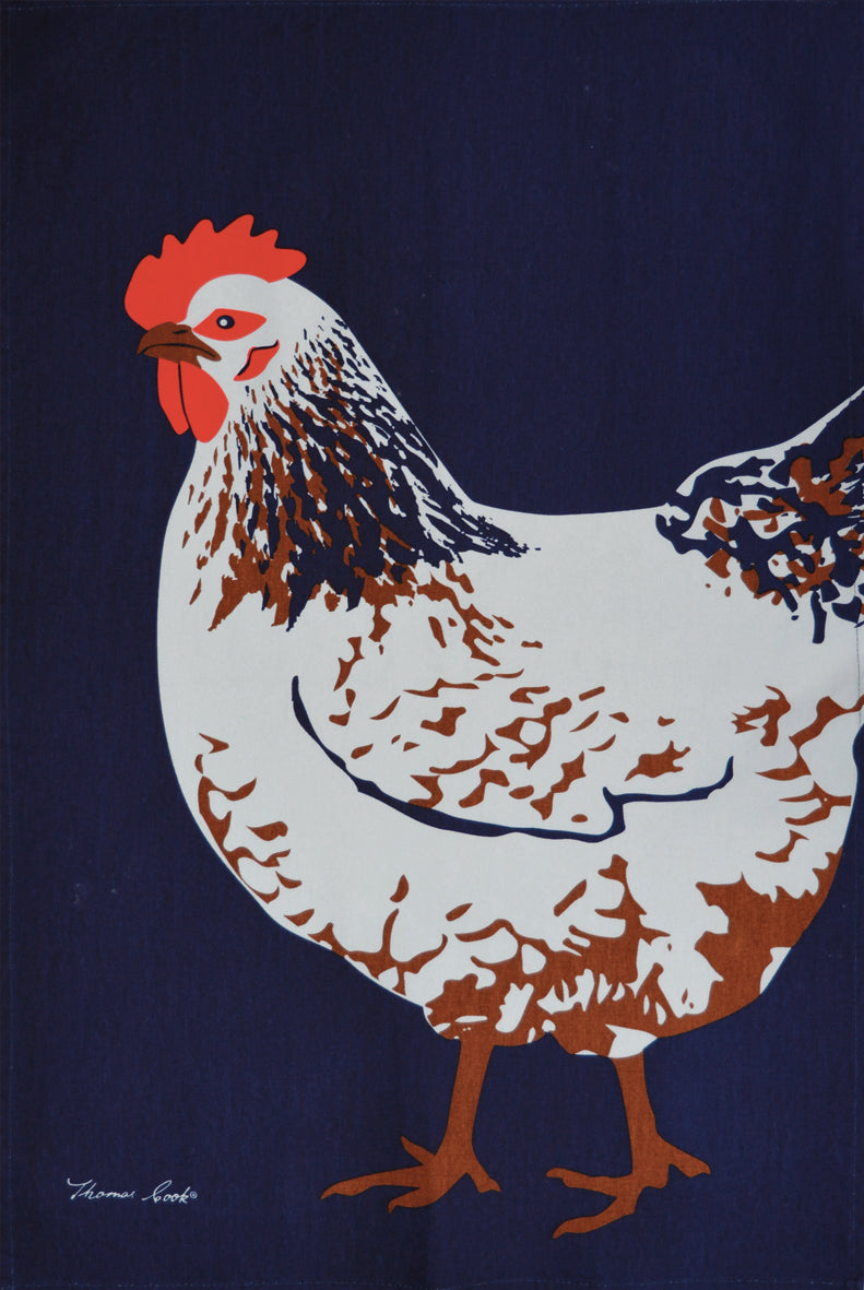 Chook Tea Towels 2 Pack - Vault Country Clothing