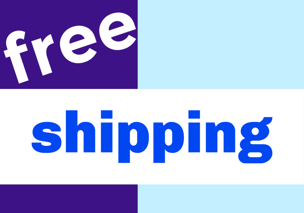 Free Shipping For a Limited Time