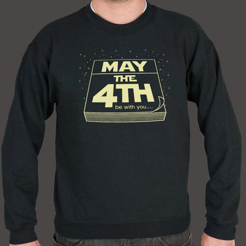 May The Fourth Be With You Sweater (Mens)