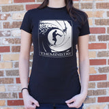 The Ministry of Silly Walks T-Shirt (Ladies)