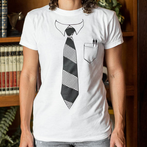 Poindexter T-Shirt (Ladies)