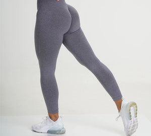 Seamless High Waisted Performance Leggings
