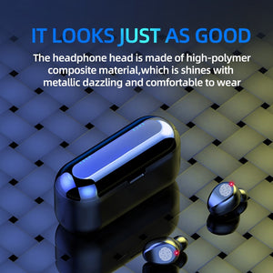 Wireless Bluetooth 5.0 Headphones