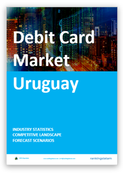 DEBIT CARD MARKET IN URUGUAY. INDUSTRY STATISTICS AND ISSUERS RANKING