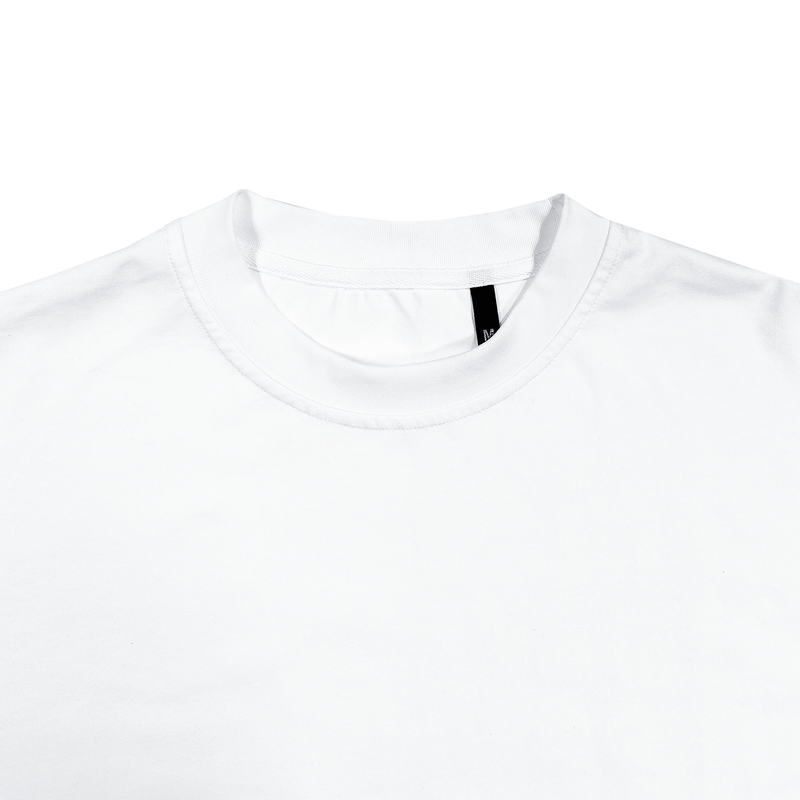 ULTRA LUXURY TEE - WHITE