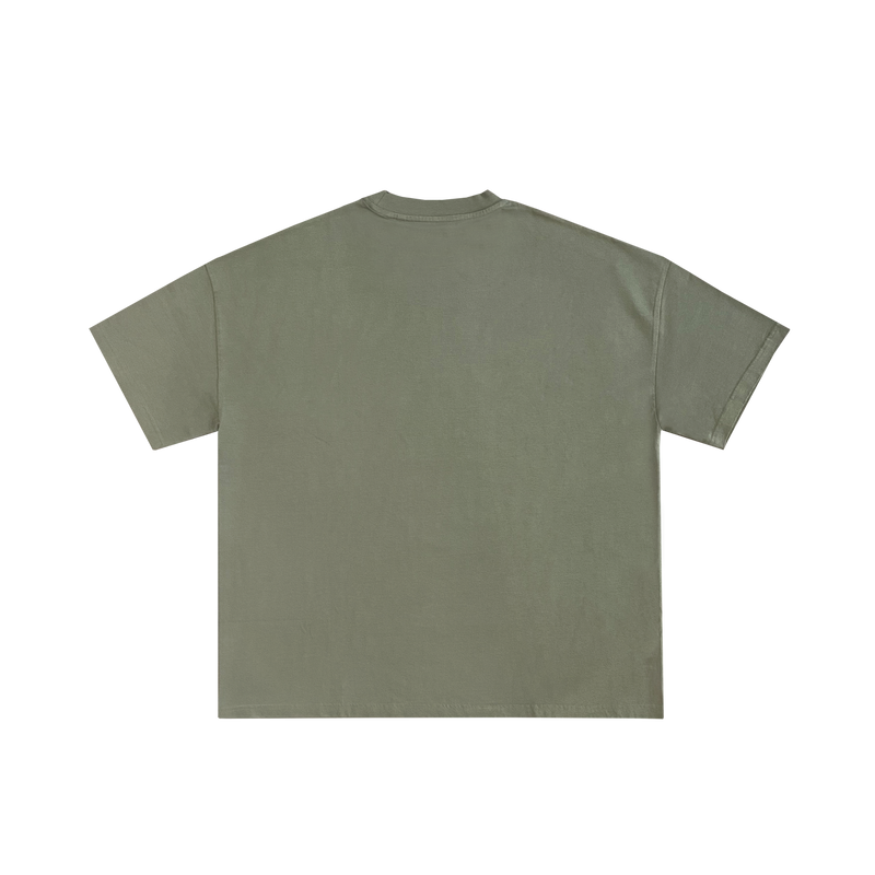 ULTRA LUXURY TEE - OLIVE