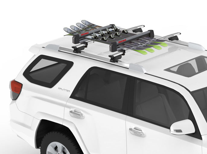 FreshTrack 4 + S-Wing Roof Racks
