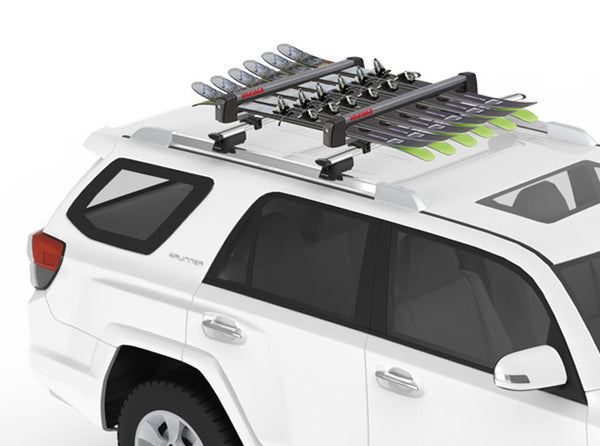 FreshTrack 6 + S-Wing Roof Racks