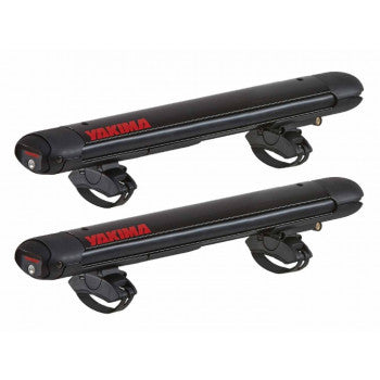 FatCat EVO 6 + S-Wing Roof Racks