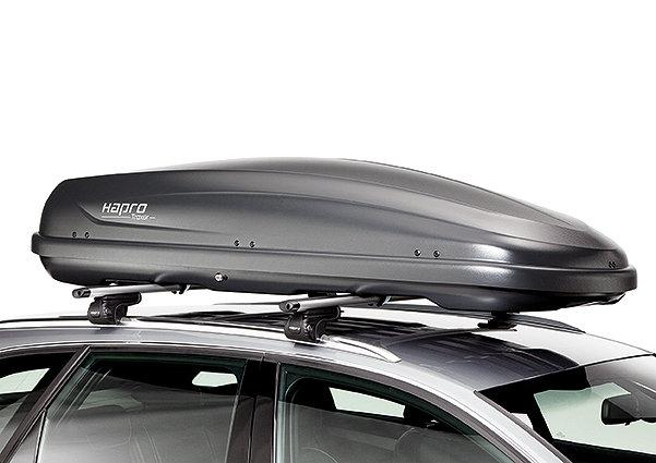 Traxer 5.6 and Roof Rack Combo Colour Options Anthracite