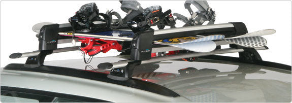 Prorack 6 Row Snow Racks