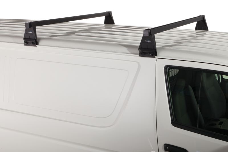 Tradesman Gutter-mount Roof Racks 4 Bars