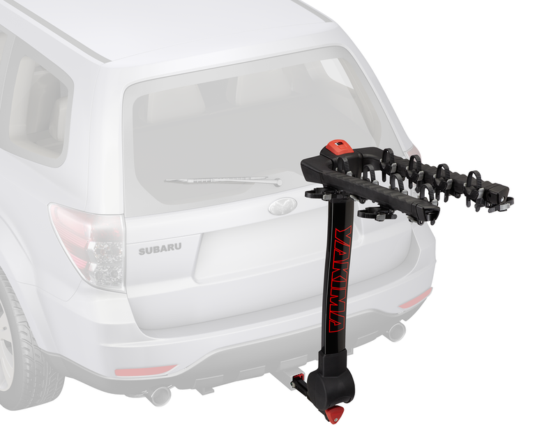 Yakima FullTilt Hitch Mount Number of bikes Four