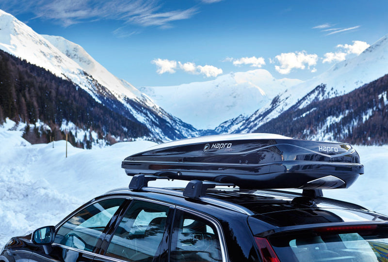 Hapro Zenith 8.6 Roof Box (440L)