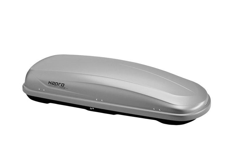 Hapro Traxer 8.6 Roof Box (530L) Colour Options Silver Grey