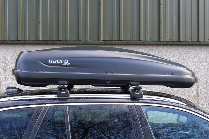 Traxer 6.6 and Roof Rack Combo