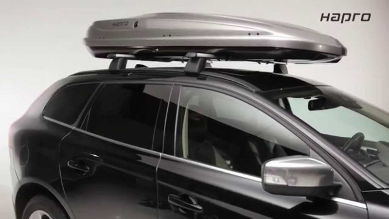 Zenith 8.6 and Roof Rack Combo Colour Options Titanium