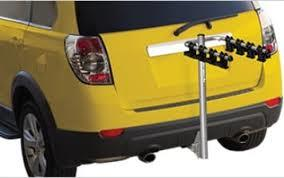 Prorack Access 4 Bike Tow ball Carrier