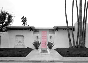 Palm Springs Pink Door