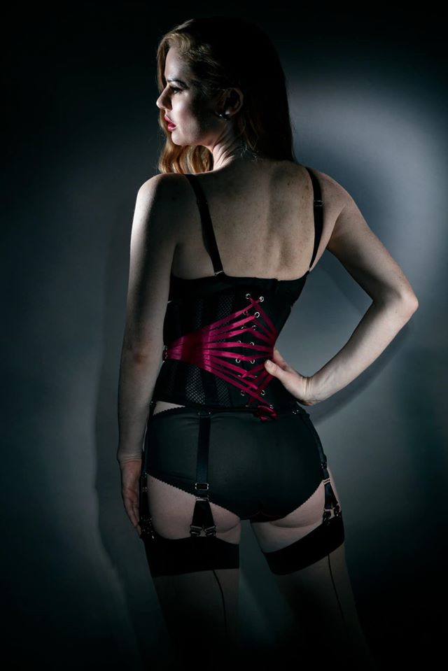 Fan Laced Corsets are here!