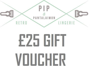 Lingerie gift vouchers are here to save the day!