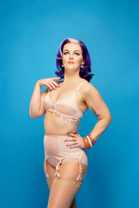 Our much anticipated Plush Biscotti Lace range is back in stock!