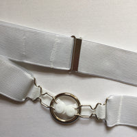Waist Belt with Suspender Clip Buckle. One Size - fully adjustable. underwear as outerwear by pip and pantalaimon