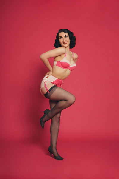 Pink Cupid Underwired Bra