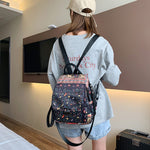 Nuisance - Travelers Backpack - Blue Specs & Co.