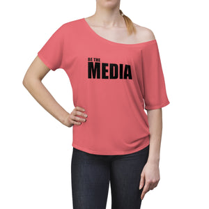 Be the Media women's slouchy top