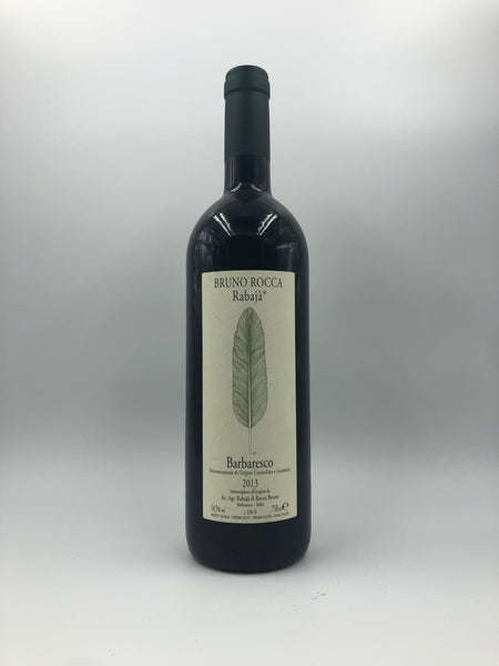 Bruno Rocca - Barbaresco Rabaja 2013
