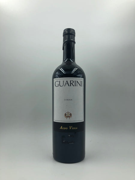 Aldo Viola - Syrah Guarini Plus 2015