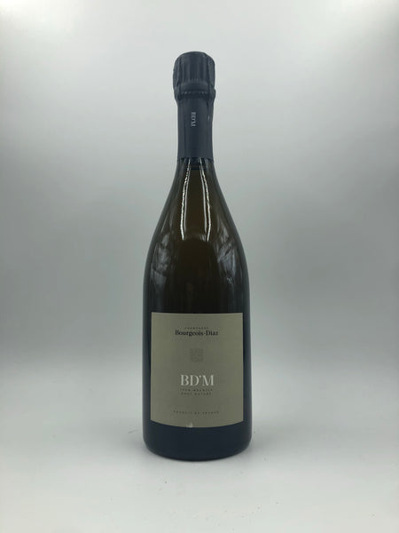 Bourgeois-Diaz - Champagne BD'M Brut Nature
