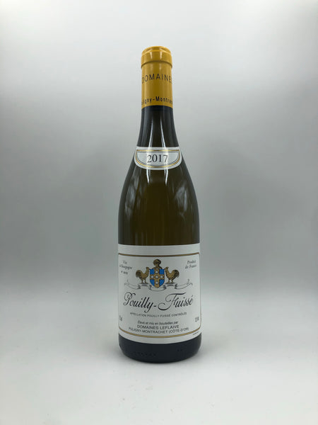 Domaine Leflaive - Poully Fuissè 2017