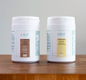 Chocolate + Vanilla Meal Replacement Shakes/Protein Powder - 300G each