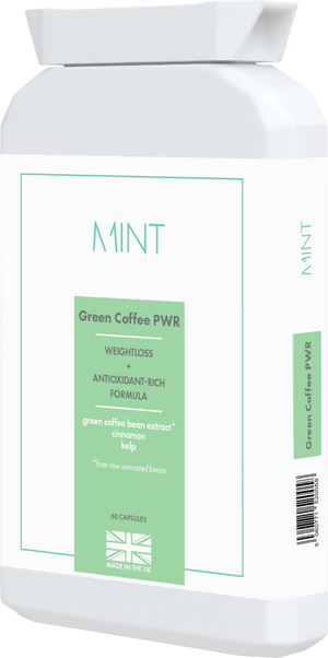 Green Coffee PWR - 60 capsules