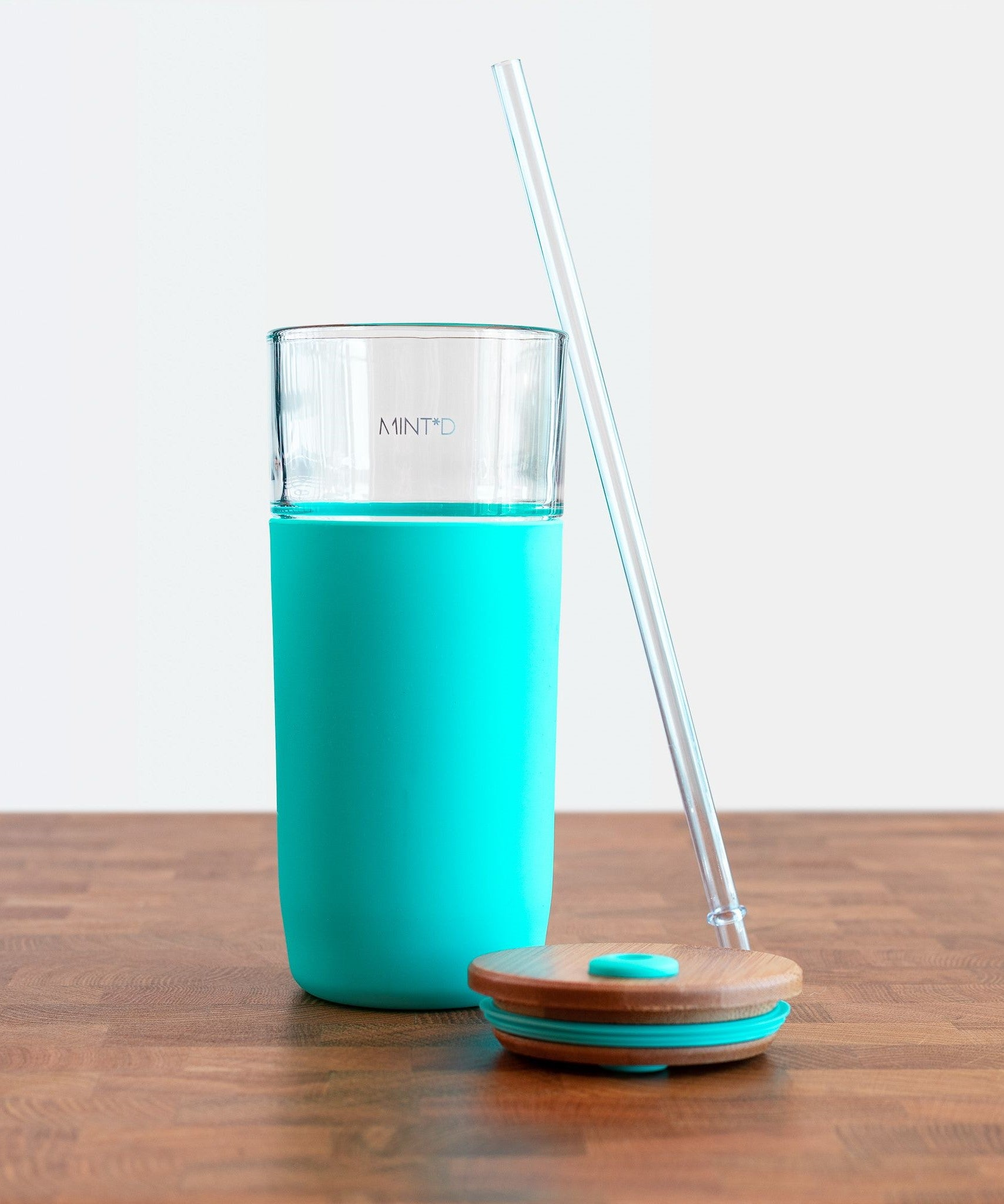 MINT*D Glass Tumbler
